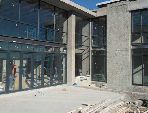 Sequ-Door Building Projects