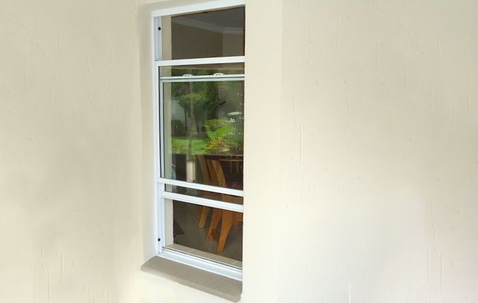 home with Verical-Sliding-window