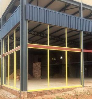 commercial and shop fronts