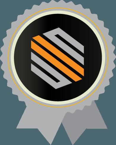 sequ-door logo on badge icon